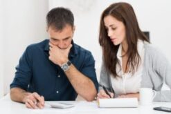 Can your Partner pay your IVA?