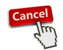 Cancel IVA if Unhappy