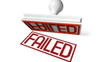 Failed IVA