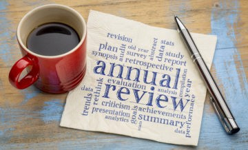 Annual Review of an IVA