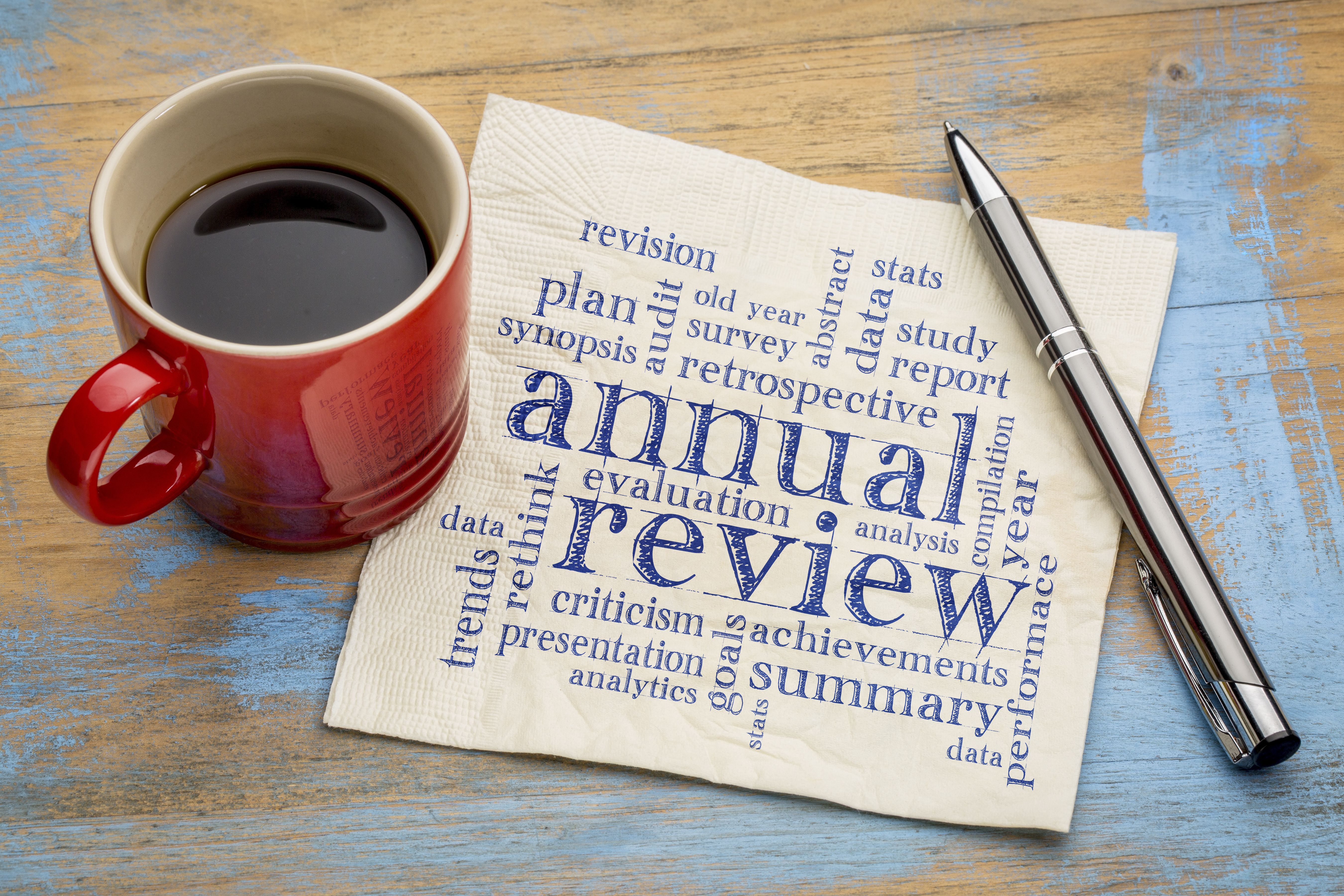 Annual Review of your IVA