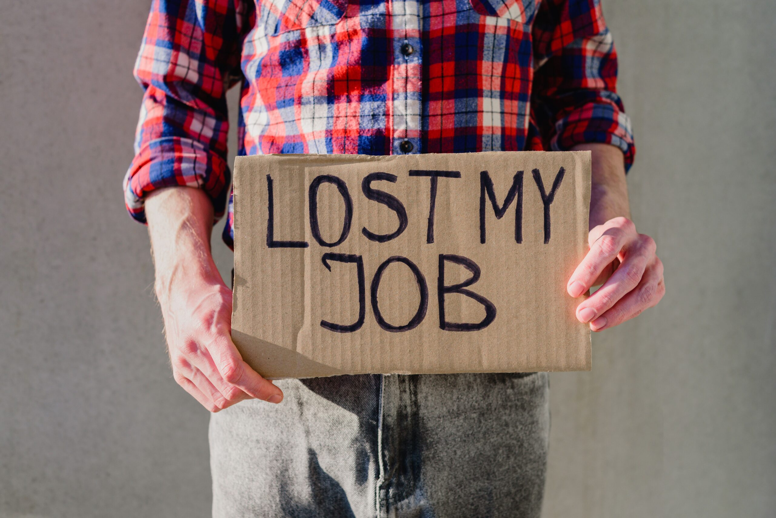 What if I have lost my job in an IVA